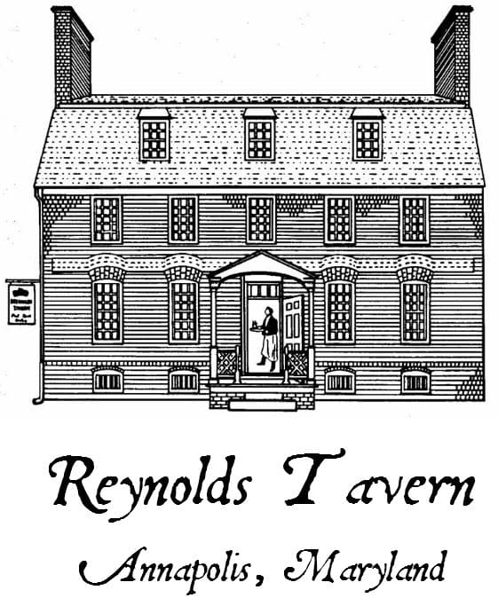 Reynolds Tavern - Historic Landmark & Venue in Annapolis, MD